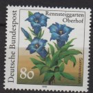 Germany 1991 - Scott 1632 MNH - 80 pf, Flowers (13-97)