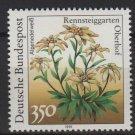 Germany 1991 - Scott 1634 MNH - 150 pf, Flowers (13-101)
