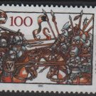 Germany 1991 - Scott 1635 MNH - 100 pf, Batlle of Legnica (13-103)