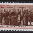 Germany 1991 - Scott 1637 MNH - 100pf,  Lette Foundation  (13-109)