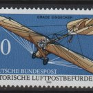 Germany 1991 - Scott 1639 MNH- 50pf, Historic plane (13-115)
