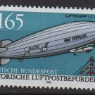 Germany 1991 - Scott 1641 MNH - 165pf,Graff Zeppelin LZ 127 (13-120)