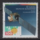 Germany 1991 - Scott 1643 MNH - 100 pf, Europa, Satellites (13-126)