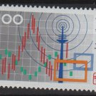 Germany 1991 - Scott 1680 MNH - 100pf, Intl Radio Expo  (13-145)