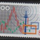 Germany 1991 - Scott 1680 MNH - 100pf, Intl Radio Expo  (13-145)