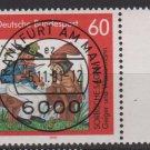 GERMANY 1991 - Scott 1689 CTO - 60 pf, Sorbische Sagen, Geiger   (13-150)