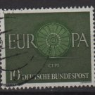 Germany 1960 - Scott 818 used - 10pf, Europa (13-292)