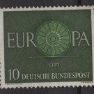 Germany 1960 - Scott 818 MNH - 10pf, Europa (13-294)