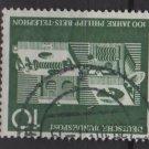 Germany 1961 - Scott  846 used - 10 pf,  Reis Telephone (13-294)