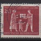 Germany 1963 - Scott  855 used - 20pf, CRALOG help (13-304)
