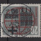 Germany 1963 - Scott  856 used - 20pf, Catholics Misereor (13-305)