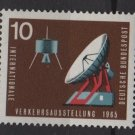 Germany 1965 - Scott  920 MNH - 10pf, Communication satellite (13-363)