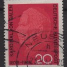 Germany 1966 - Scott  960 used - 20 pf, Cardinal von Galen (13-409)