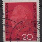 Germany 1966 - Scott  960 used - 20 pf, Cardinal von Galen (13-409)