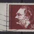 Germany 1966 - Scott  965 used - 20pf, Progress in science & technology (13-414)