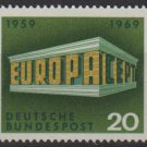 Germany 1969 - Scott 996 MNH- 20pf, Europa, Common design (13-452)