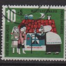 Germany 1961 -Scott  B377 used- 10 + 5 pf, Hansel & Gretel (13-459)