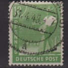 Germany 1947 - Scott 560 used - 10 pf, Sower (13-583)