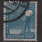 Germany 1947 - Scott 564 used - 20 pf, Sower (13-590)