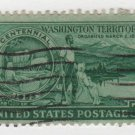USA 1953 - Scott 1019 used - 3c, Washington Territory  (C - 573)