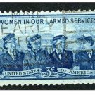 USA 1952 - Scott 1013 used - 3c, Service Women issue   (H-358)