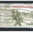 USA 1985 - Scott 2154 used - 22c, Veterans World War I   (d-130)