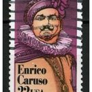 USA 1987 - Scott 2250 used - 22c, Enrico Caruso (d - 143)