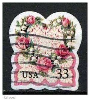 USA 1999 - Scott 3274 used - 33c, Love  (d- 179)
