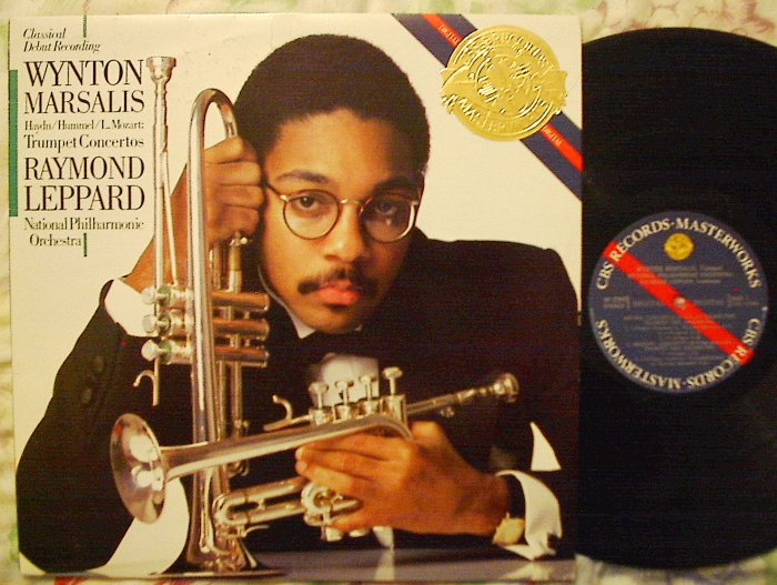 Wynton Marsalis LP - DIGITAL