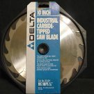 "Delta 10"" Industrial Carbide Tipped  Saw Blade 35-611"