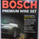 BOSCH Premium Spark Plug Ignition Wire Set 09848