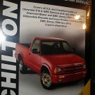 Chilton GMC S-Series Pick Up SUVs 1994-04 Repair Manual