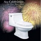 St Thomas Creations Celebration 1 Piece Toilet 6131.130