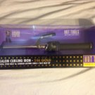 """HOT TOOLS PROFESSIONAL HELEN OF TROY 1/2"""" 24K Gold Salon Curling Iron 1103"""