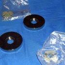 BALDWIN State Rose One Pair  5046-055 Polished Nickel