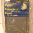 CARLON Non Metallic Weatherproof Switch Cover Gray E98SSCN
