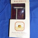 BALDWIN Napoli TISSUE ROLL TOILET PAPER HOLDER 3403-150 Satin Nickel