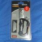 HUSKY Carabiner Knife With 10 Bonus Blades 128 848