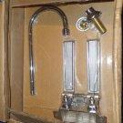 FISHER Commercial Deck Single Faucet 23477 JBSC602/005964 3174 & 3816 Chrome