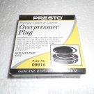 PRESTO Pressure Cooker Canner Overpressure Plug  09915