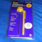 Taylor Commercial Waterproof Digital Instant Read Thermometer 9842