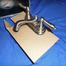 "GRAFF Atlantis l 4"" Centerset  Lavatory Faucet G-1120-LM1-BN Brushed Nickel"