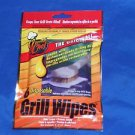GRATE CHEF The Original 6 Disposable Grill Wipes