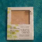 WET N WILD Natural Blend Pressed Powder 823A Warm Beige 0.23 Oz