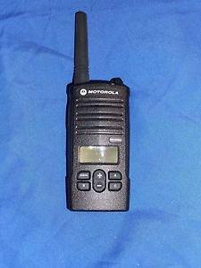 MOTOROLA RU2080BKN8AA Two Way Radio NOT WORKING FOR PARTS ONLY
