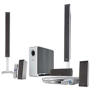 scht940(R): Panasonic Panasonic SCHT-940-1000 Walts 5 Disc DvD/CD HDTV Home Theater
