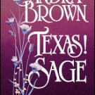Texas Sage by Sandra Brown