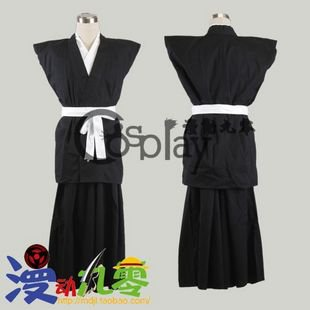 Bleach Hisagi Shuuhei Cosplay Costume