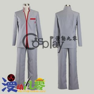 Bleach Kurosaki Ichigo Winter School Uniform Cosplay Costume