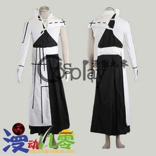 Bleach Ishida Uryuu 2nd Cosplay Costume